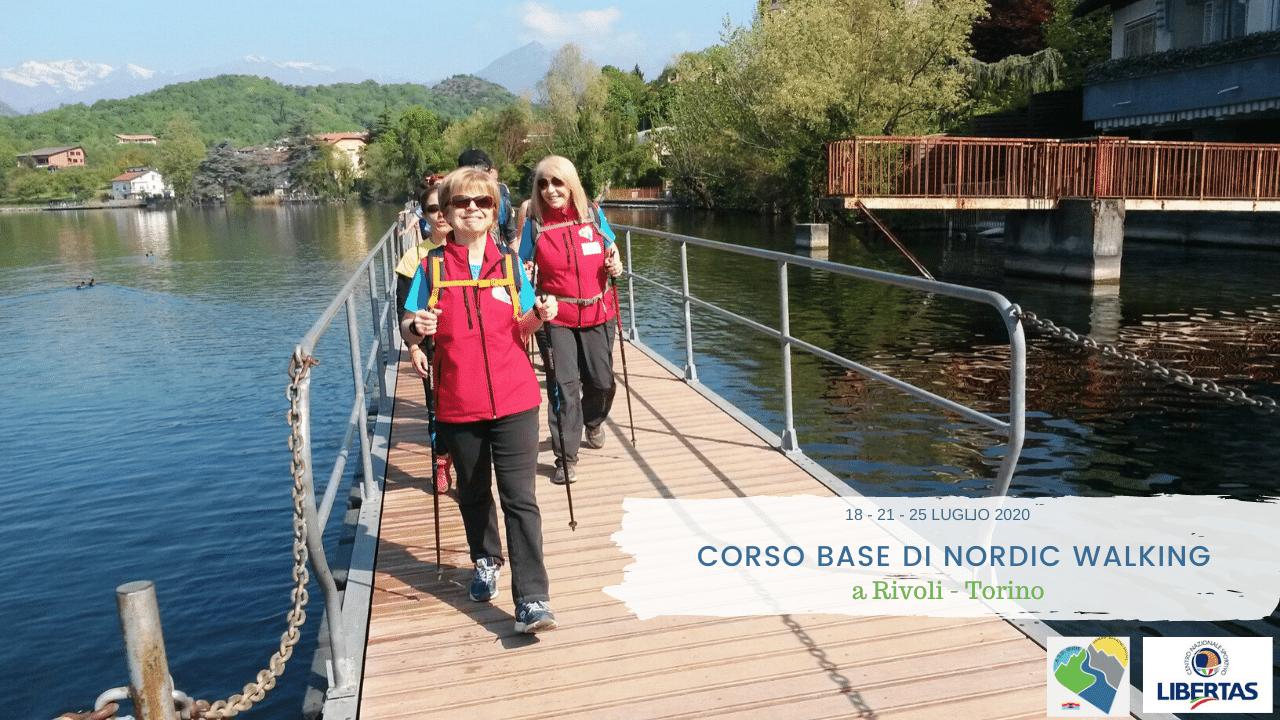 CORSO BASE DI NORDIC WALKING RIVOLI